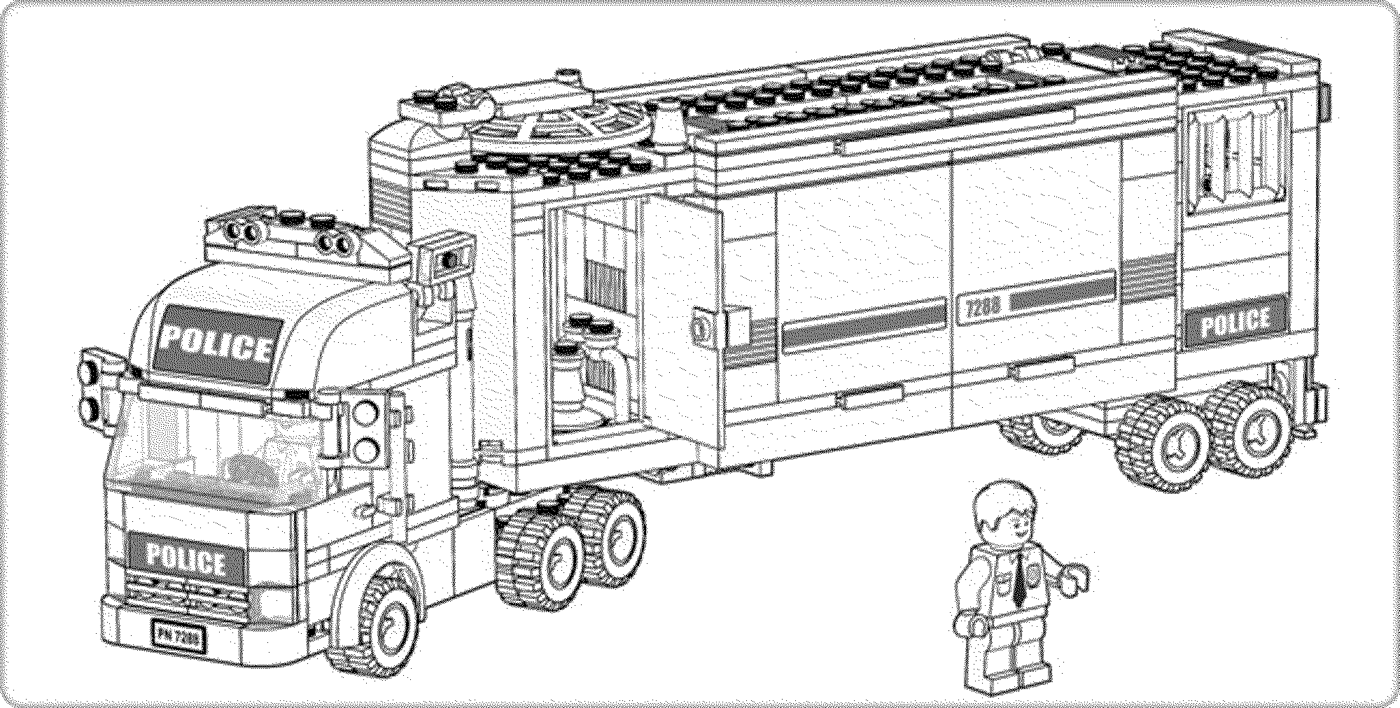 lego fire truck coloring lego fire truck coloring pages at getdrawings free download coloring lego fire truck