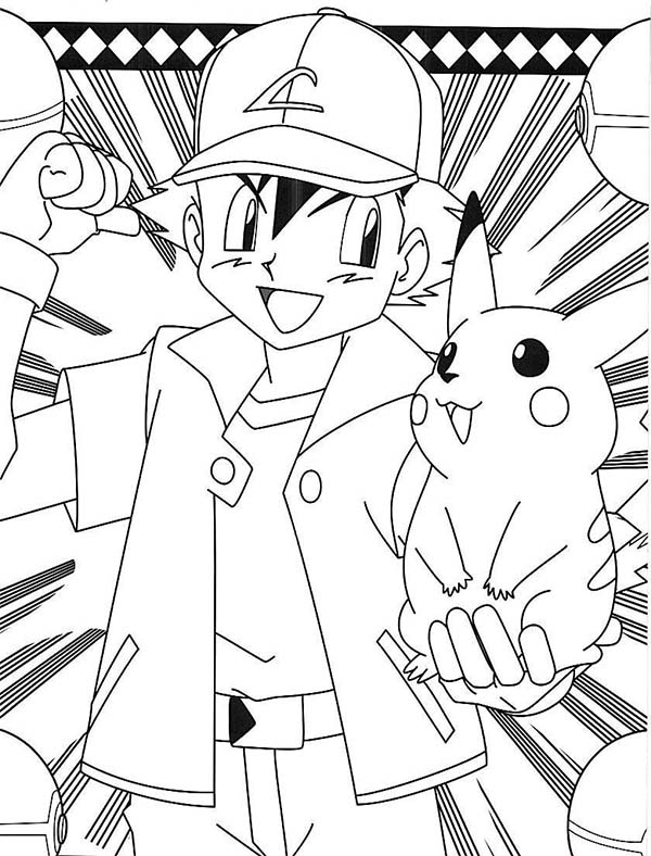 lego pokemon coloring pages the adventure of ash ketchum and pikachu on pokemon coloring pages lego pokemon
