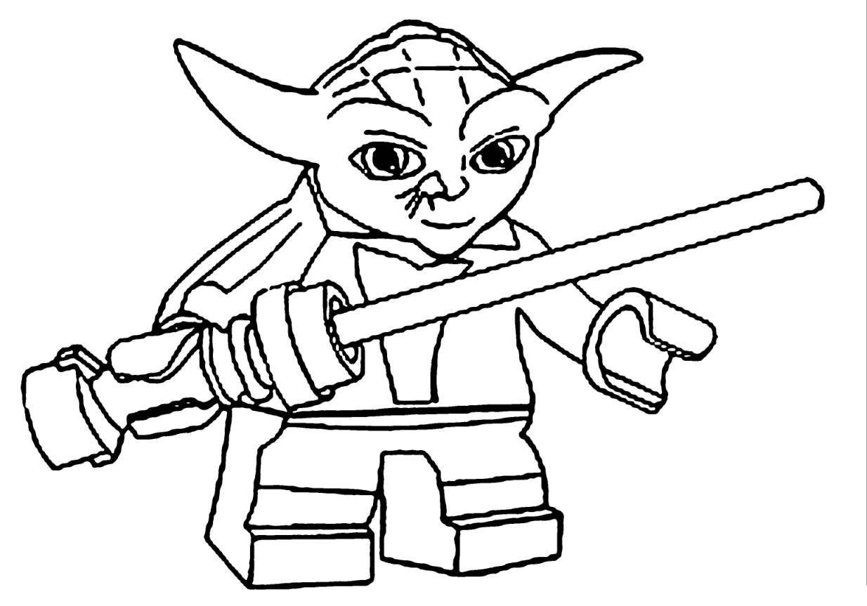 lego star wars pictures to color lego star wars yoda coloring pages in 2020 lego coloring wars star lego to pictures color
