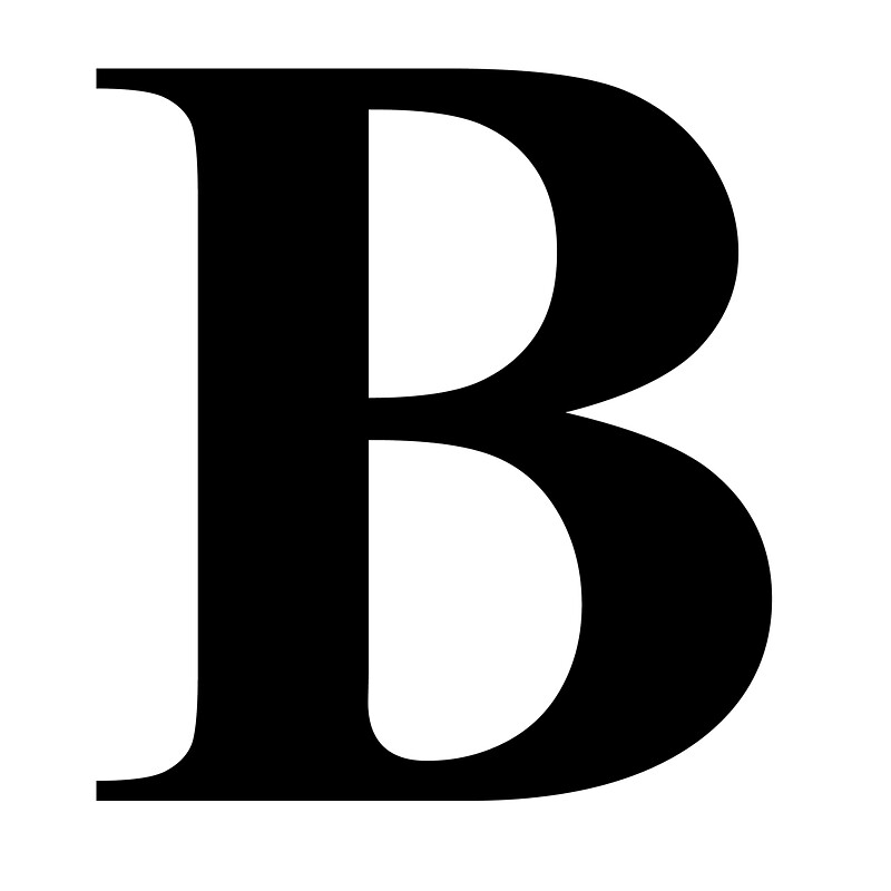 letter b b driverlayer search engine b letter