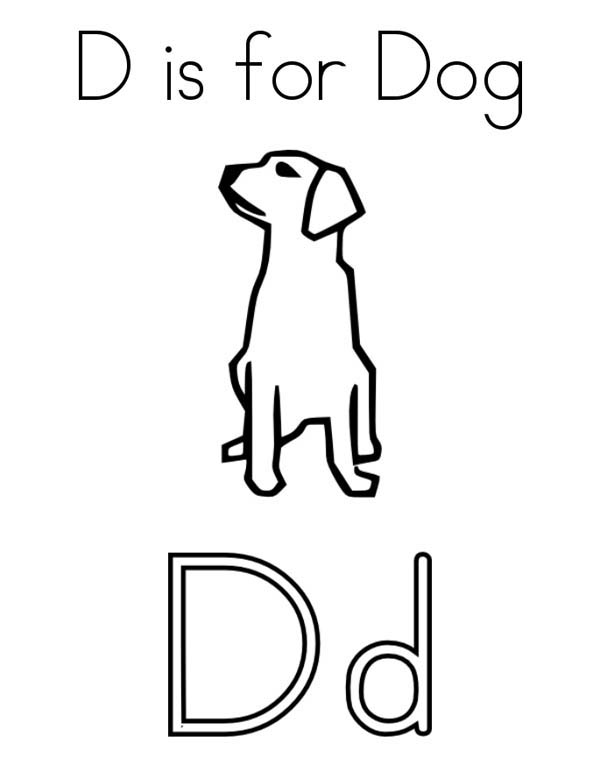 letter d coloring page for toddlers 54 best alphabet worksheets images on pinterest coloring toddlers page letter for d coloring