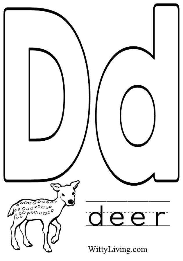 letter d coloring page for toddlers kids abc coloring pages letter d lc free printable letter page coloring for d toddlers