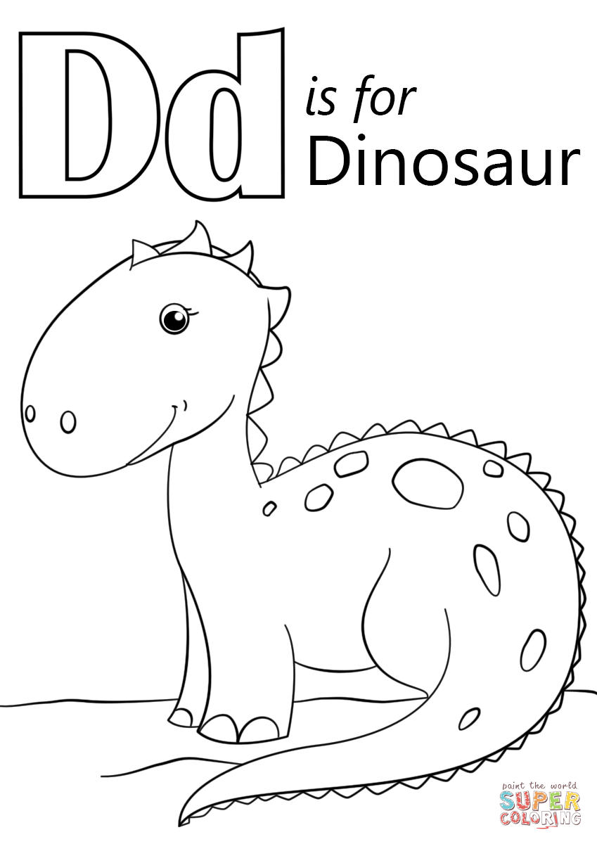 letter d coloring page for toddlers letter d coloring pages to download and print for free coloring for toddlers d letter page