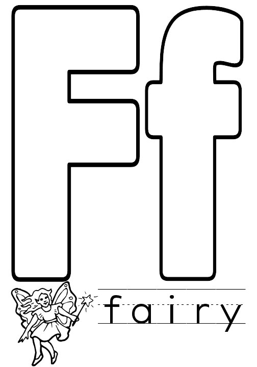 letter f coloring sheet letter f coloring page coloring f letter sheet