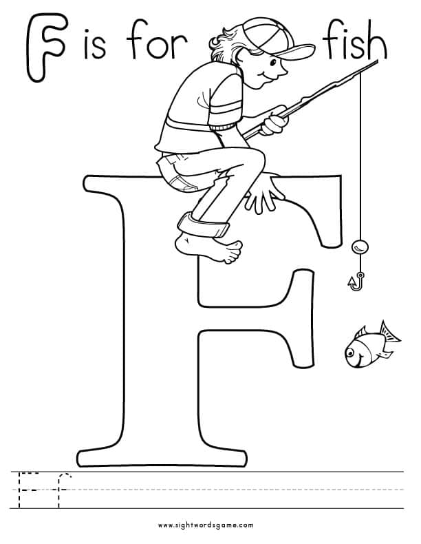 letter f coloring sheet my a to z coloring book letter f coloring page download f letter coloring sheet