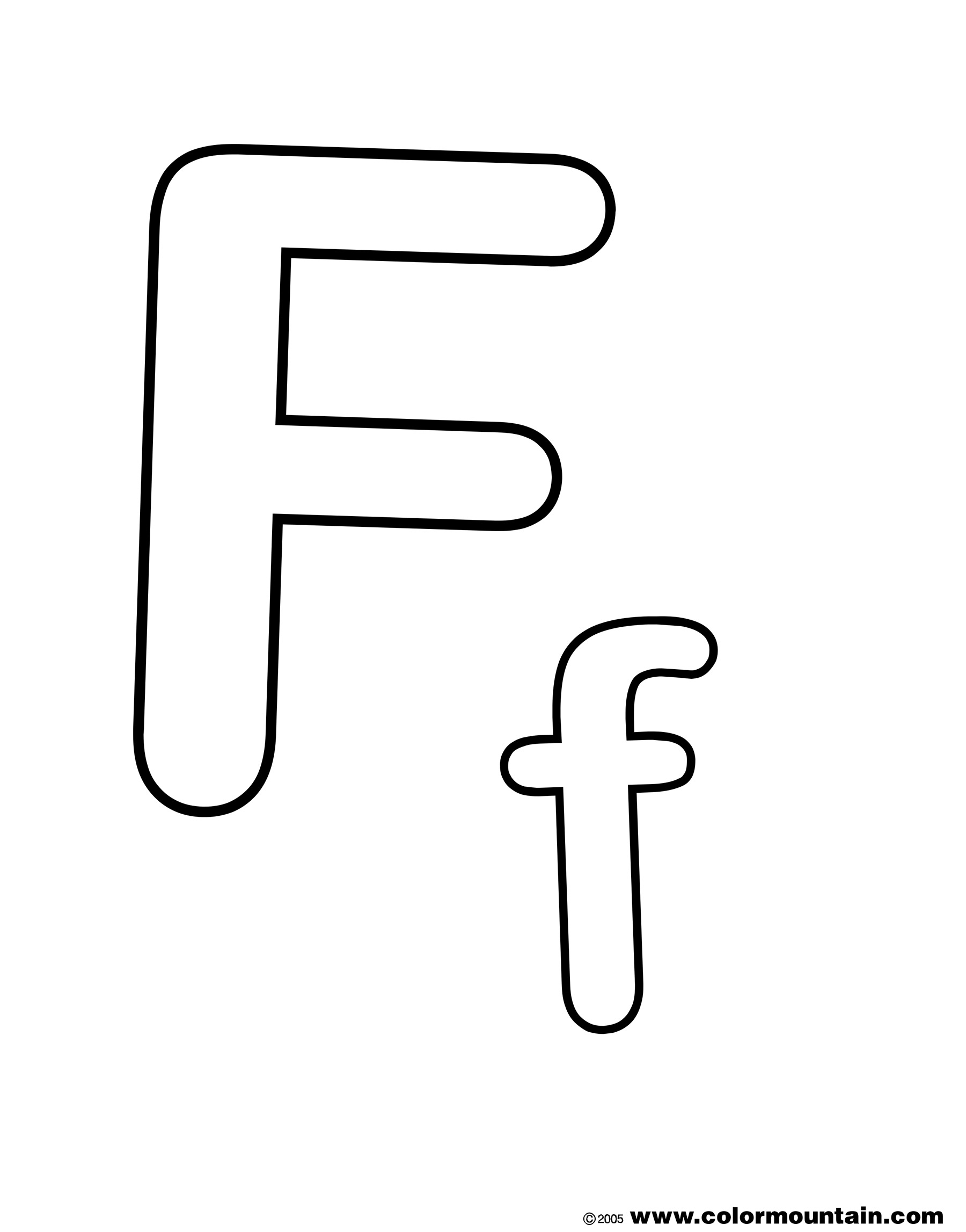 letter f for coloring preschool alphabet coloring pages free numbers pokemon coloring f for letter
