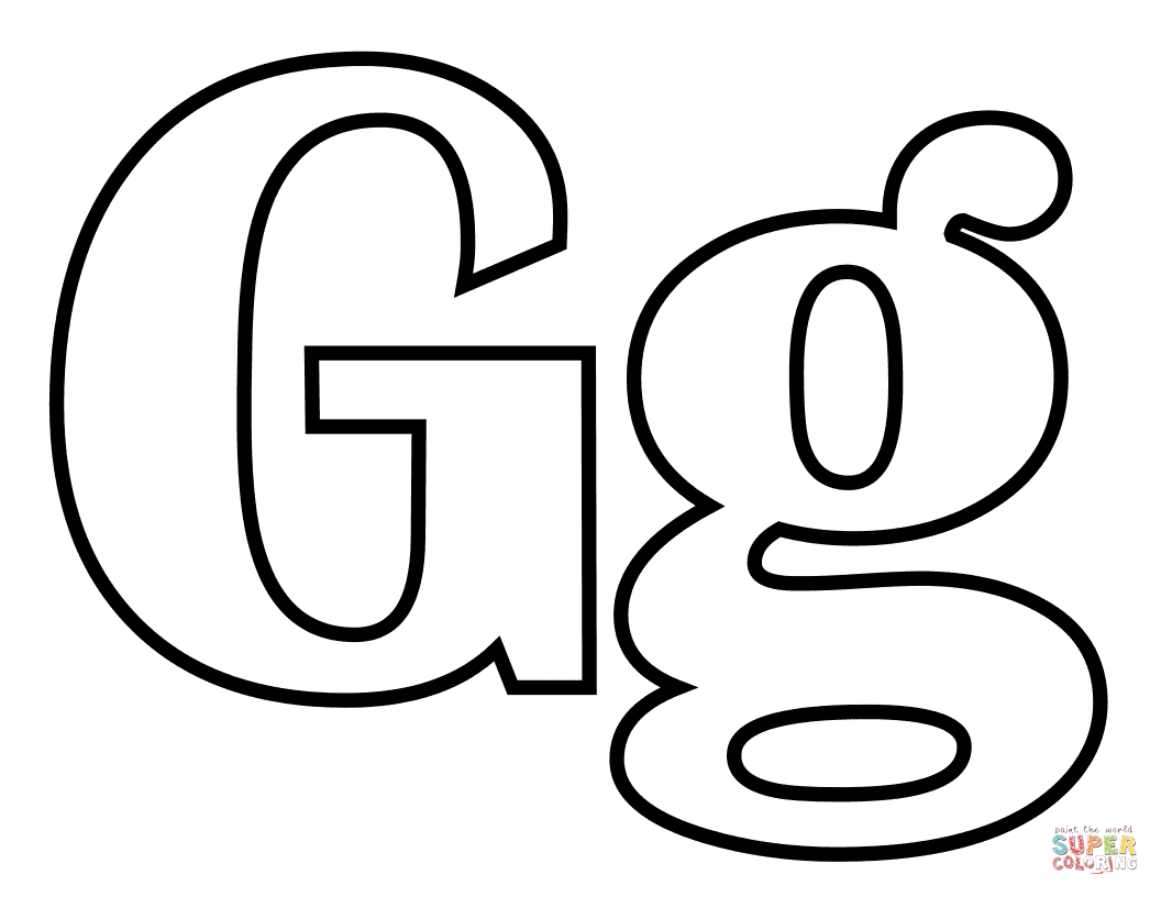 letter g coloring page new letter g coloring sheet flower wallpaper letter page coloring g