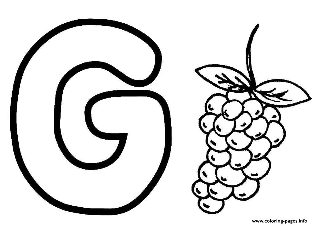 letter g coloring page top 25 free printable letter g coloring pages online g page coloring letter