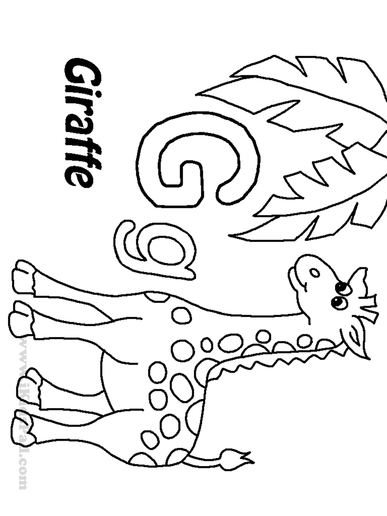 letter g coloring pages printable free letter g printable coloring pages for kid preschool coloring printable g pages letter