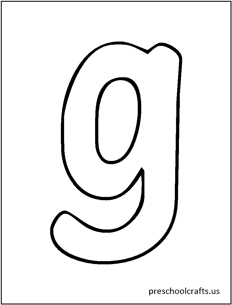 letter g coloring pages printable free letter g printable coloring pages for kindergarten g coloring letter printable pages