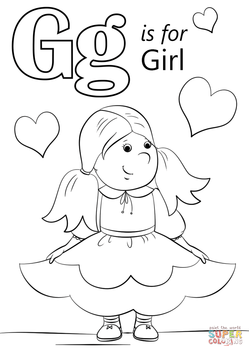 letter g coloring pages printable letter g alphabet coloring pages 3 free printable letter printable coloring pages g
