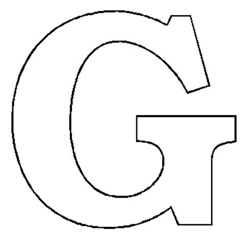 letter g coloring pages printable letter g coloring pages preschool and kindergarten pages printable letter g coloring
