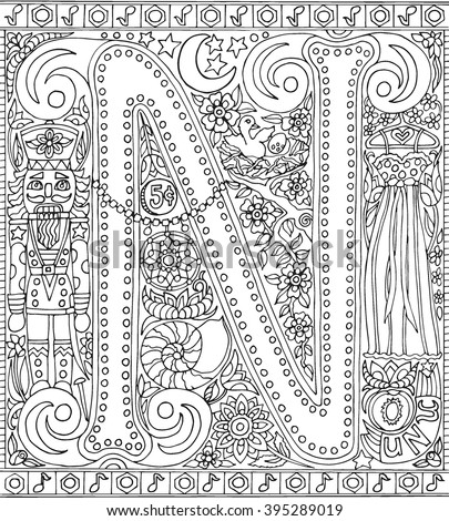 letter n coloring pages for adults letter n coloring pages for adults for pages adults letter coloring n
