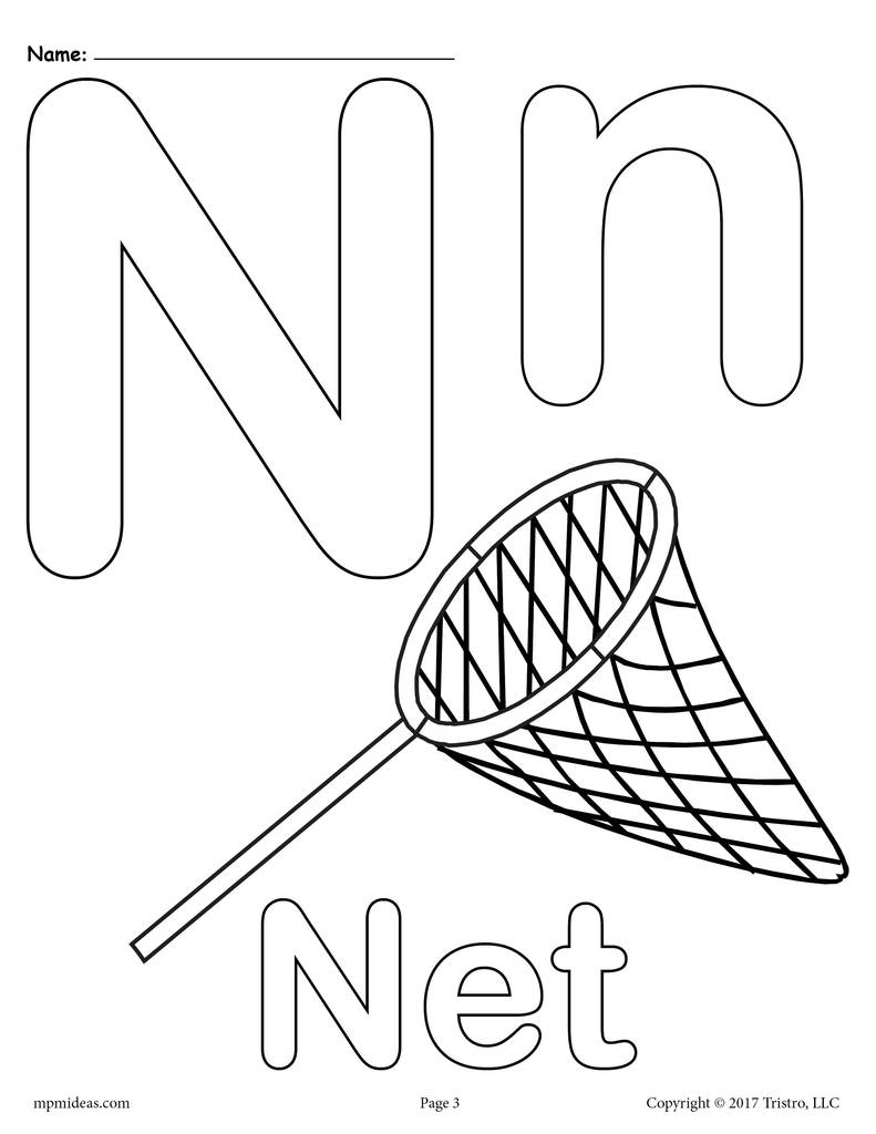 letter n coloring sheet the letter n coloring sheets create a printout or activity coloring letter n sheet
