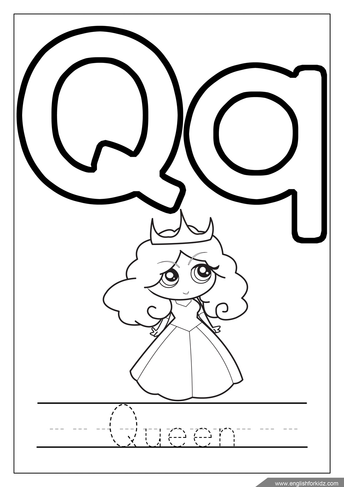 letter q coloring sheet letter q is for quilt coloring page from letter q category letter sheet q coloring
