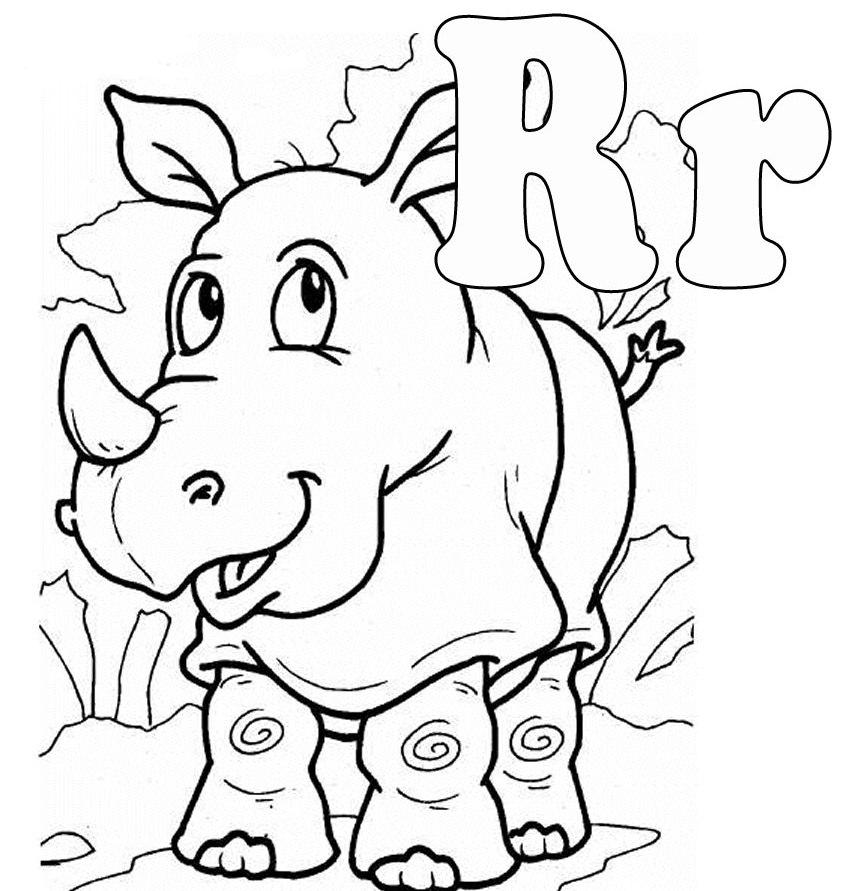 letter r coloring sheet letter r coloring pages to download and print for free coloring sheet letter r
