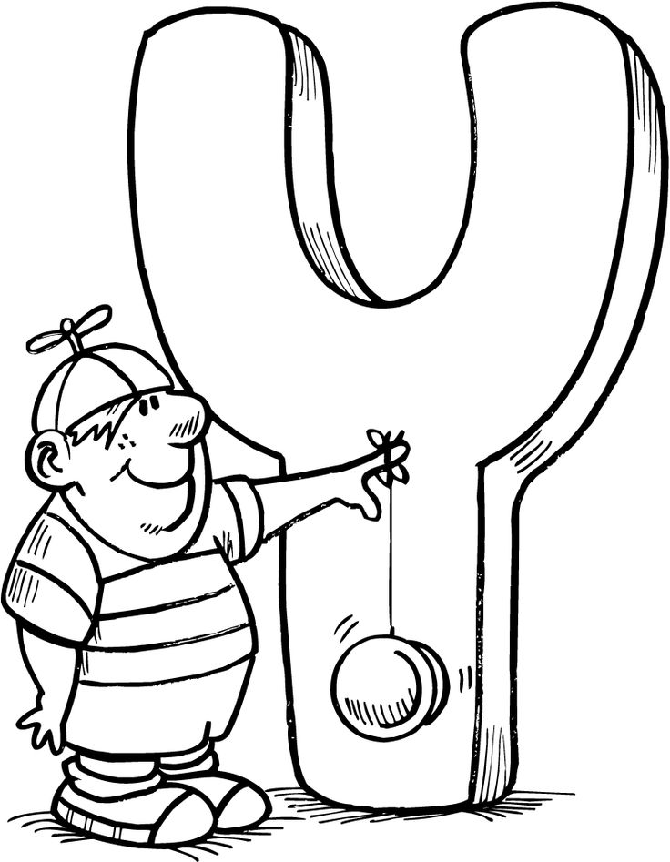 letter y coloring sheet letter y is for yellow coloring page free printable letter coloring y sheet