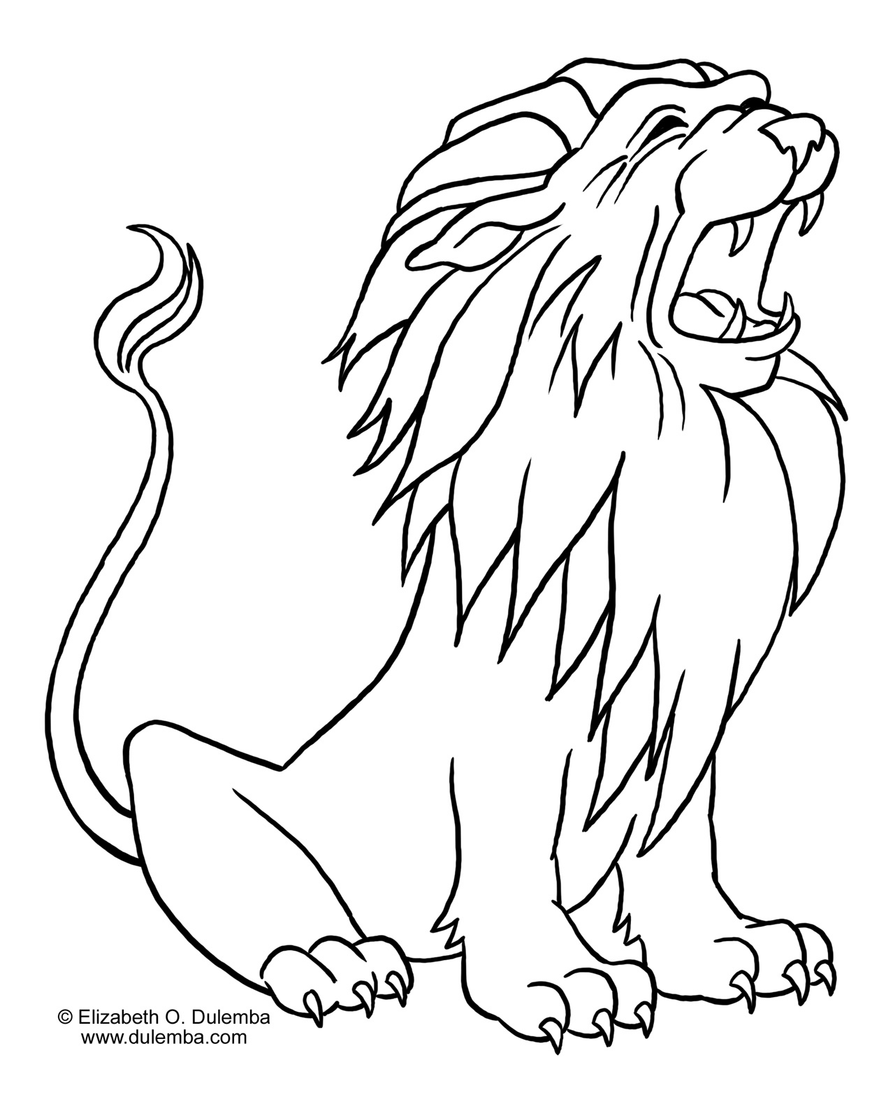 lion coloring pages lion free to color for children lion kids coloring pages lion coloring pages