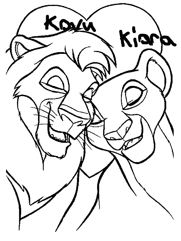 lion king 2 coloring pages simba lion king coloring pages free 2 pages king coloring lion