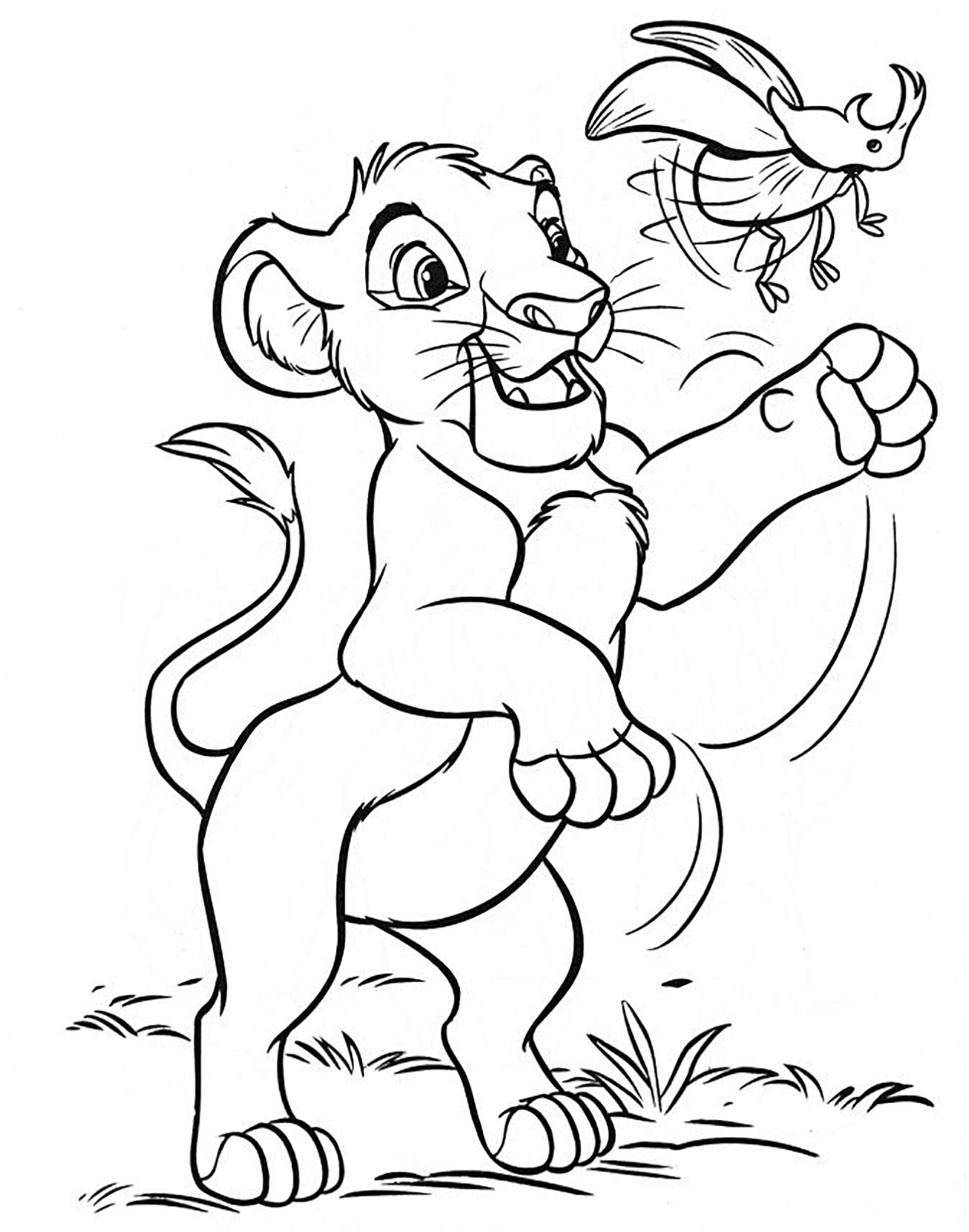 lion king coloring pages lion king coloring pages coloring pages to download and king coloring lion pages