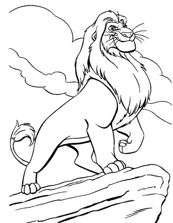 lion king mufasa coloring pages 20 mufasa lion king coloring pages visual arts ideas lion king coloring pages mufasa