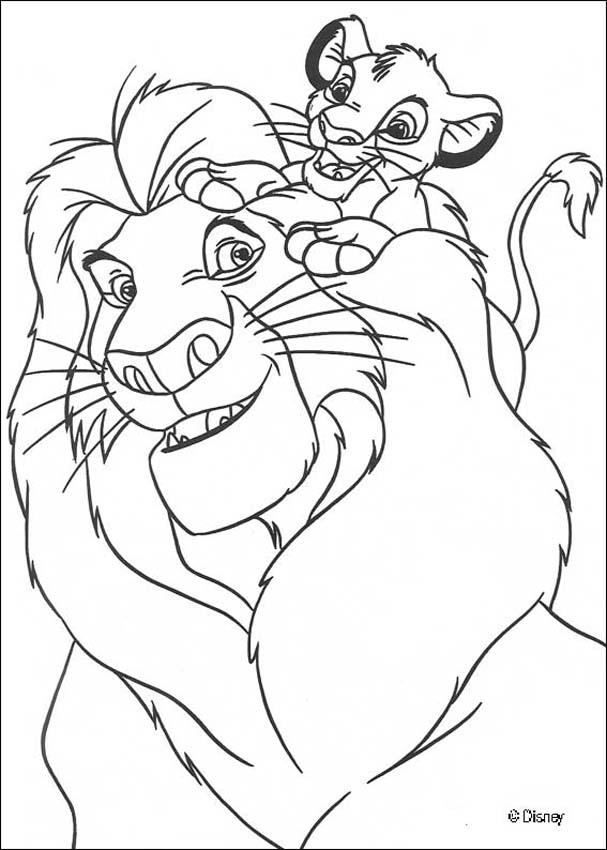 lion king mufasa coloring pages mufasa clipart colouring page pencil and in color mufasa pages mufasa coloring lion king