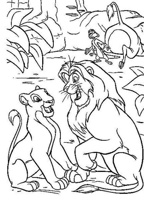 lion king mufasa coloring pages the lion king mufasa is sleeping coloring page the lion mufasa coloring lion king pages
