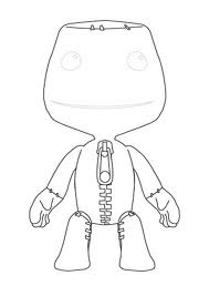 little big planet 3 coloring pages ben 10 omosauro da stampare e colorare trycoloring pages little 3 big coloring planet