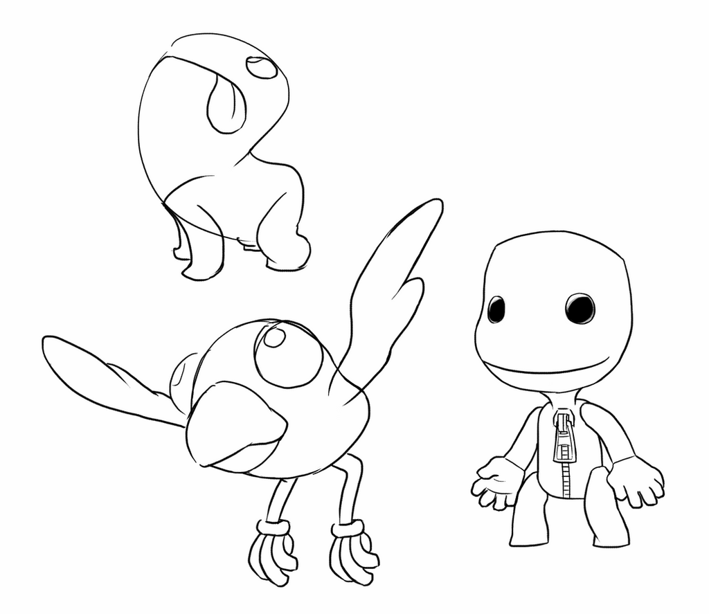 little big planet coloring pages loudlyeccentric 34 little big planet coloring pages planet little coloring big pages