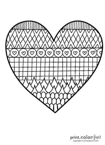 little heart coloring pages coloring pages of hearts for teenagers difficult little coloring pages heart