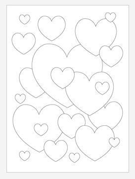 little heart coloring pages little heart free coloring pages coloring pages coloring little pages heart
