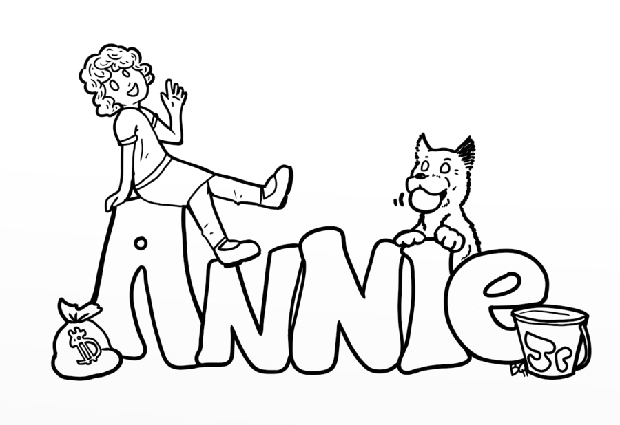 little orphan annie coloring pages little orphan annie coloring pages coloring home little orphan annie pages coloring