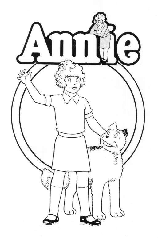 little orphan annie coloring pages little orphan annie coloring pages coloring home pages little annie orphan coloring