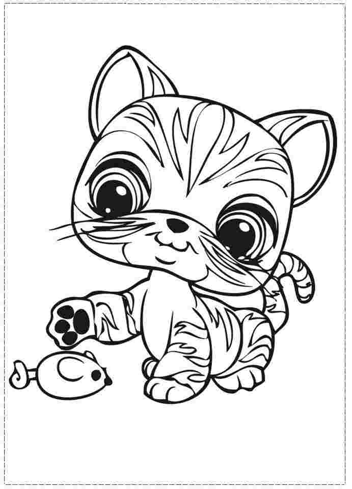 littlest pet shop coloring page free printable littlest pet shop coloring pages shop pet page littlest coloring