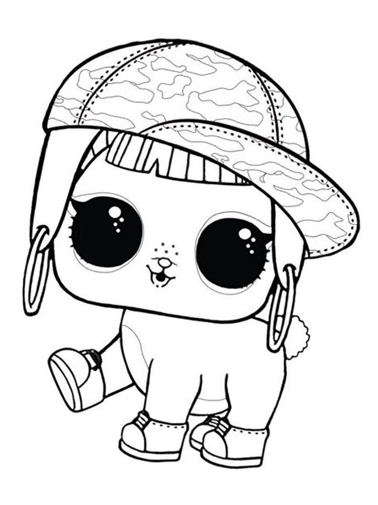 lol toy coloring pages coloring pages lol dolls pet ball shaped toys with dolls coloring toy lol pages