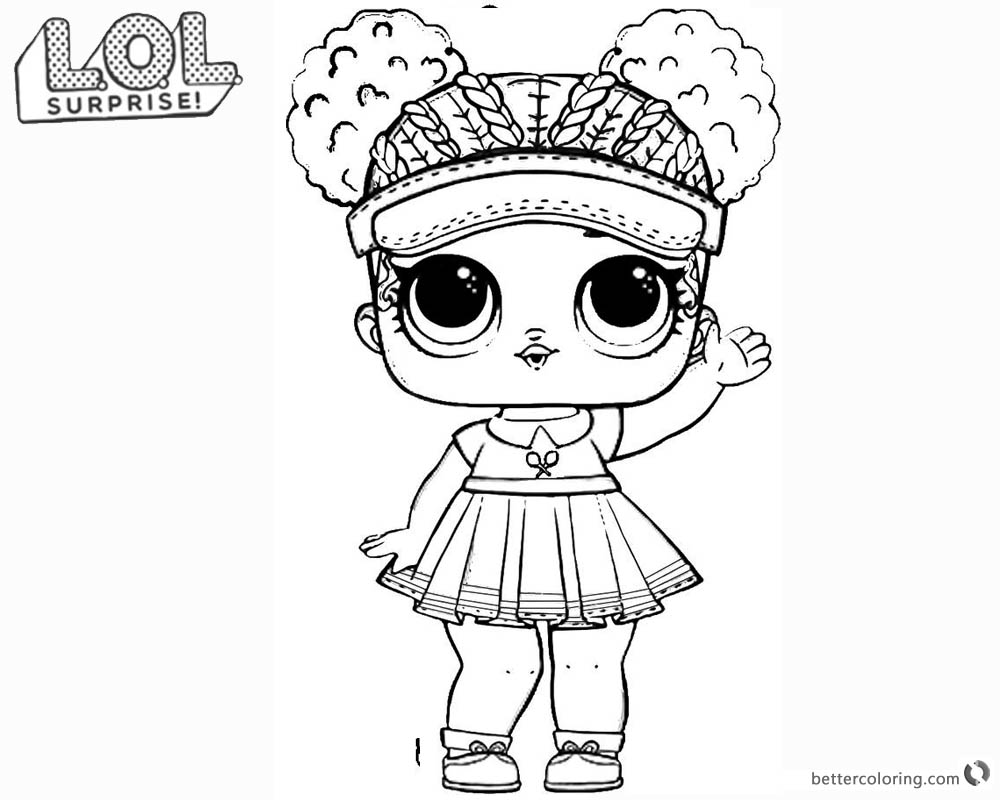 lol toy coloring pages free lol surprise doll coloring pages lol coloring pages toy