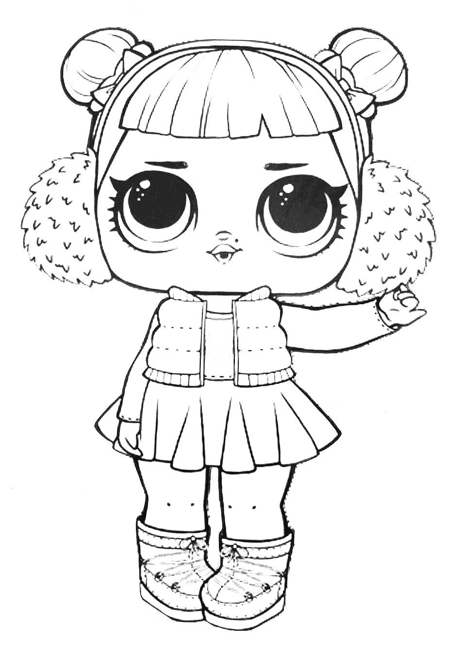 lol toy coloring pages lol doll coloring pages printable lol dolls coloring lol toy coloring pages