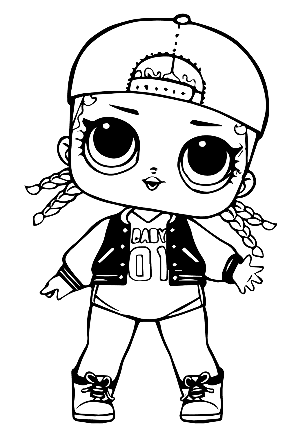 lol toy coloring pages lol surprise dolls coloring pages free printable pages coloring lol toy 1 1