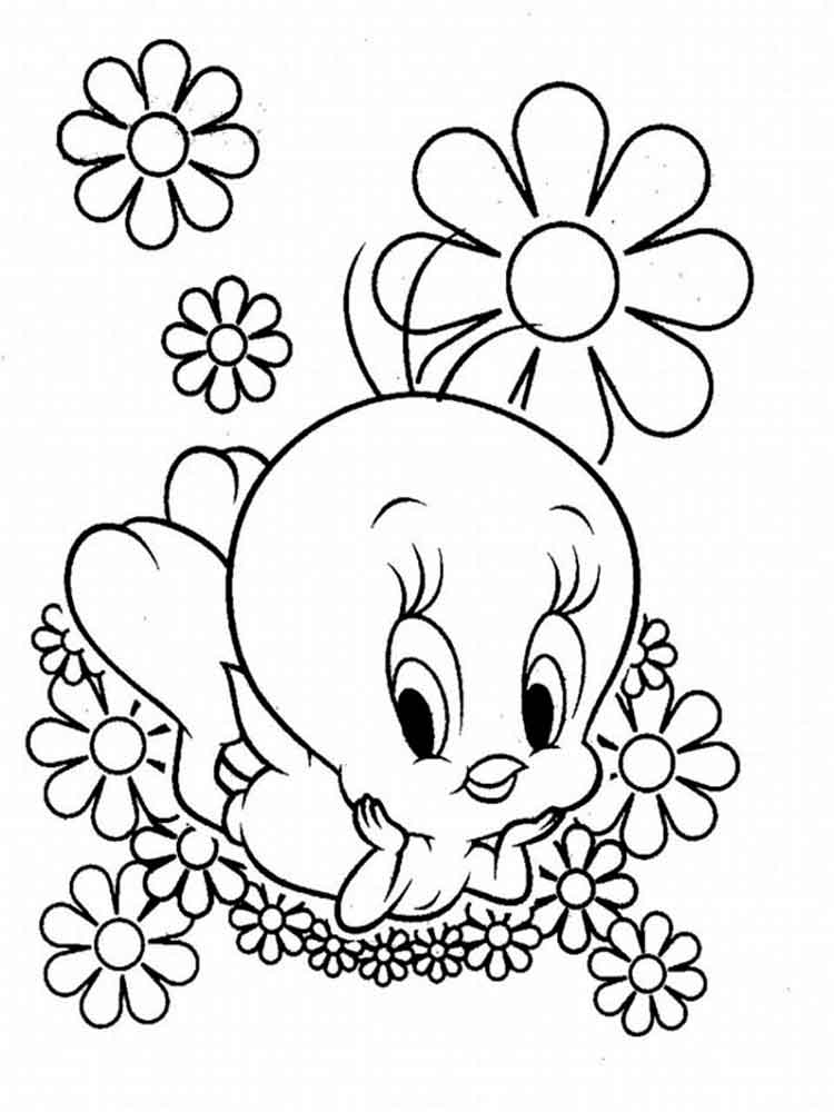 looney tunes coloring pages to print looney tunes all characters photo coloring page cartoon print tunes pages coloring to looney