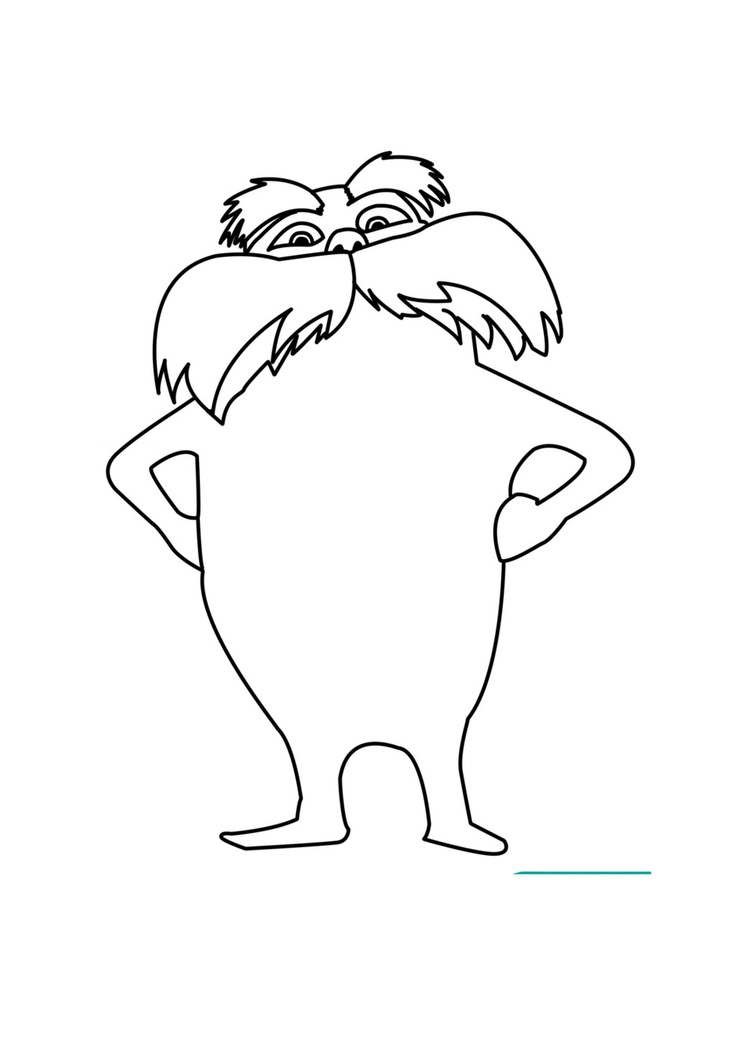 lorax coloring pages lorax coloring pages to download and print for free pages coloring lorax