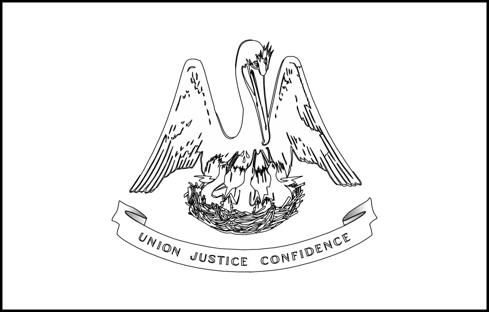 louisiana coloring pages coloring pages office of governor john bel edwards louisiana coloring pages