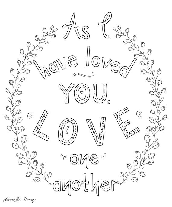 love one another coloring page 14 best images of use your bible worksheet free bible love coloring one page another