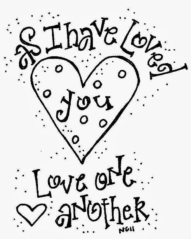love one another coloring page god is love love one another 2 coloring pages for love page coloring one another