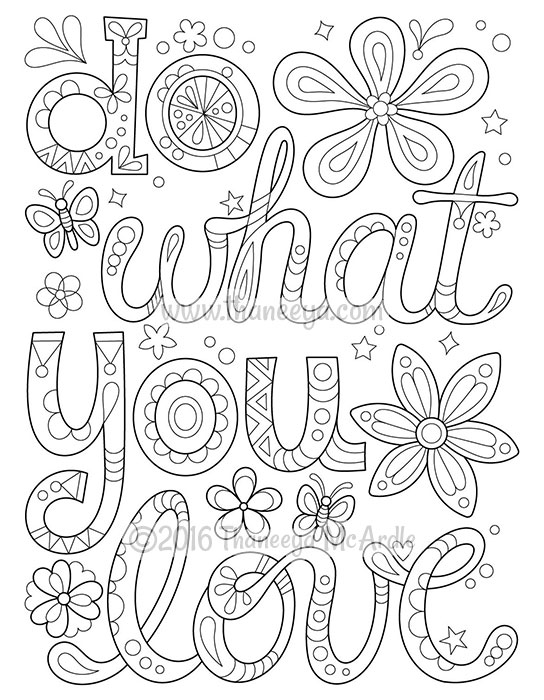 love pictures to color more good vibes coloring book by thaneeya mcardle to color pictures love