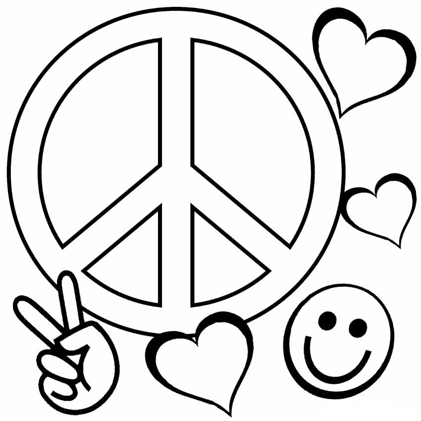 love pictures to color peace coloring pages best coloring pages for kids to pictures color love