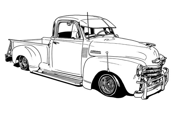 lowrider truck coloring pages collection of lowrider clipart free download best truck lowrider coloring pages