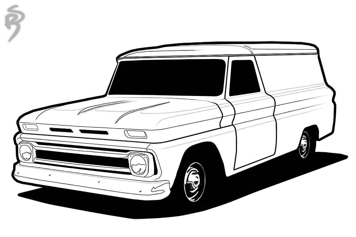 lowrider truck coloring pages lowrider truck drawings at paintingvalleycom explore lowrider coloring pages truck