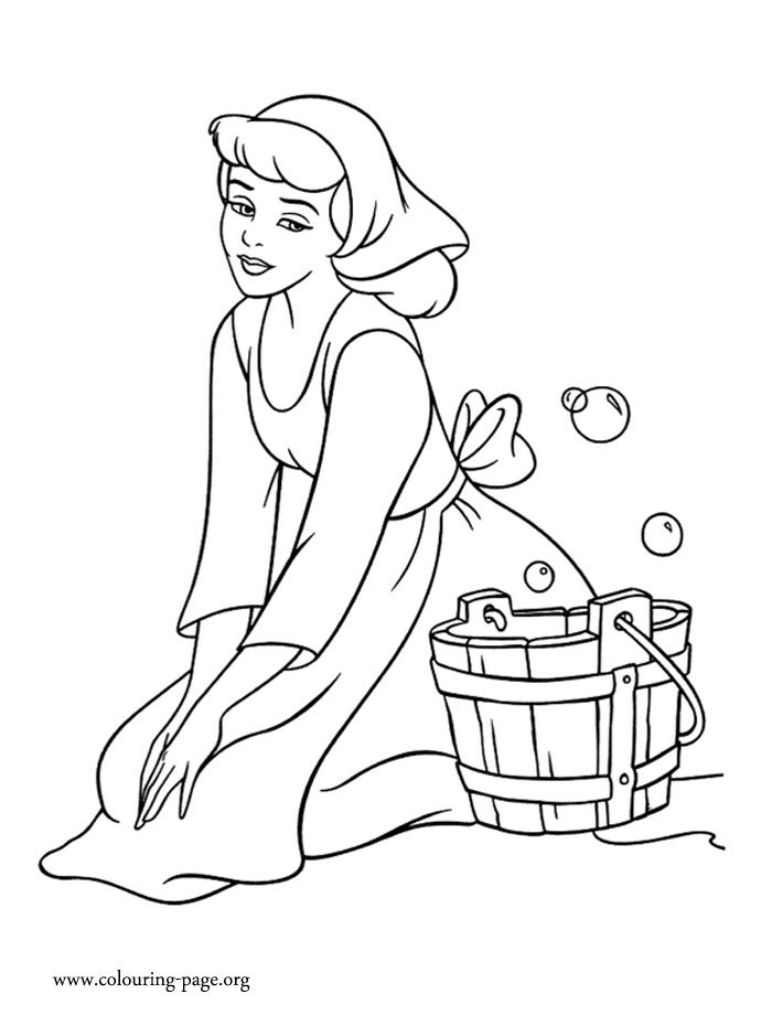 lucifer cinderella coloring page cinderella lady tremaine anastasia drizella and lucifer coloring lucifer page cinderella
