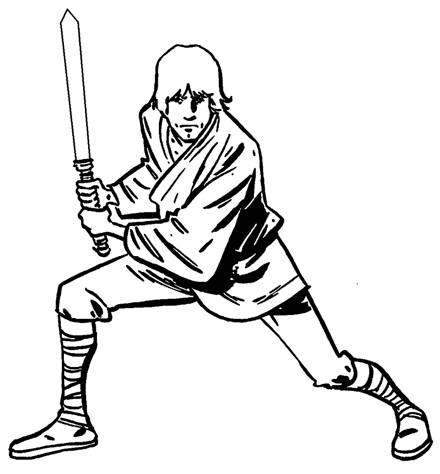 luke skywalker coloring pages 6 pics of star wars luke skywalker coloring pages luke coloring skywalker luke pages