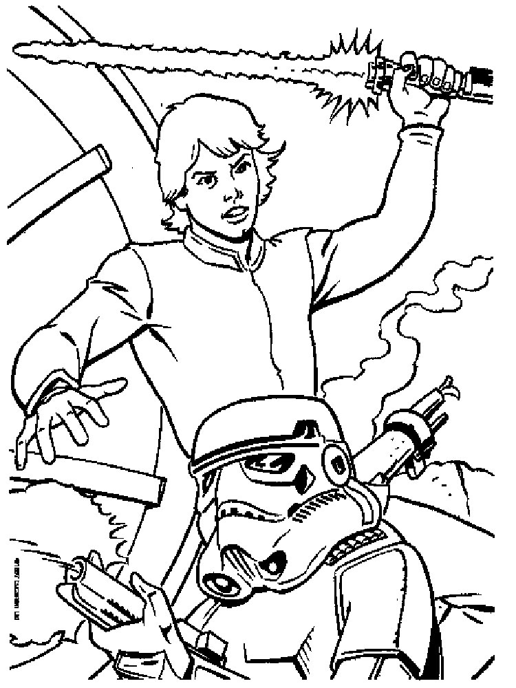 luke skywalker coloring pages luke skywalker coloring pages to download and print for free coloring skywalker luke pages